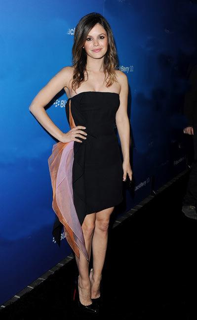 Và cả nữ diễn viên Rachel Bilson .