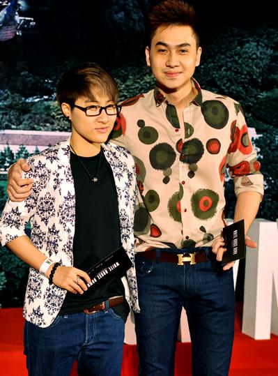 Ca sĩ, diễn viên Tùng Lâm
