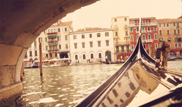 A day in Venice (xem clip)