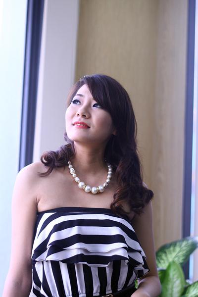 Lê Phương Hoa tham dự Miss Ngôi Sao 2013 với mong muốn được thử sức và học hỏi kinh nghiệm. Cô đang là mẫu ảnh