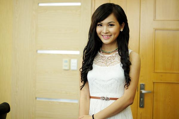 Nguyễn Thị Phương Thu, cô nữ sinh của Học viện Báo chí và tuyên truyền