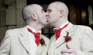 Anh cho phép kết hôn đồng giới