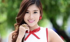 Tăng Huỳnh Như dẫn đầu bình chọn Miss Ngôi Sao