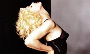 Madonna: 'Tôi mơ được ngủ với Brad Pitt'