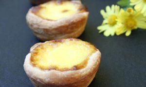 Bánh tart trứng thơm ngon