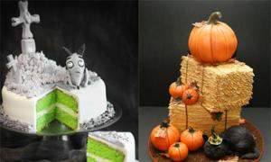 Bánh đẹp và lạ đón lễ hội Halloween
