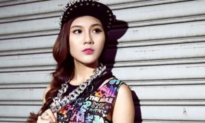 Tăng Huỳnh Như 'lột xác' với phong cách 'bụi'