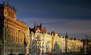 Thành cổ Prague đến một lần nhớ mãi