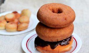 Bánh rán Donut vừa xinh vừa ngon