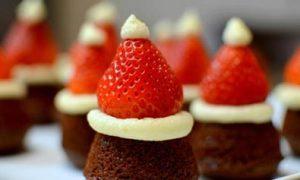 Tự làm bánh dễ thương tặng người ấy Noel