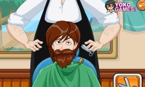Tiệm cắt tóc nam