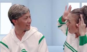 'Chuyện tình 90 tuổi' của Hari và Tiến Đạt