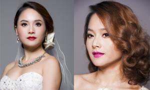Lan Phương gợi ý 3 kiểu make up cô dâu