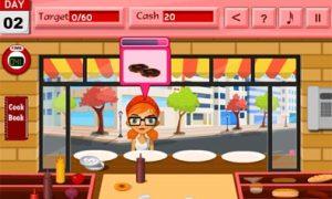 Cửa hàng ăn nhanh của Kathryn