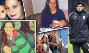 Lộ diện con rơi 18 tuổi của Maradona