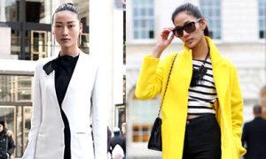 4 người đẹp Việt khoe sắc trên tạp chí quốc tế