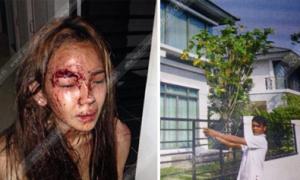 Diễn viên Thái Lan bị sàm sỡ và đánh dã man
