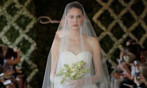 Các kiểu váy cưới cần tránh theo dáng người