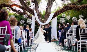 Mang phụ kiện thiên nhiên vào đám cưới