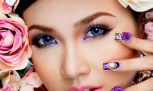 8 tông make up nổi bật trong năm