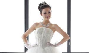 May váy cưới 3 triệu đồng ở Sài Gòn