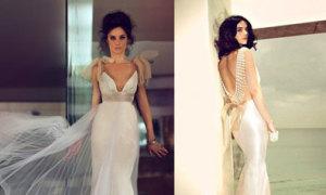 Váy cưới phá cách cho cô dâu cá tính