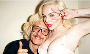 Nhiếp ảnh gia Hollywood phủ nhận ngủ với Lindsay