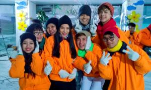 Top 5 Project Runway đến Hàn Quốc