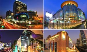 Cung đường mua sắm Bangkok từ Tây sang Đông