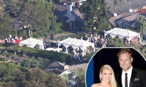Jessica Simpson tiết lộ về đám cưới lãng mạn