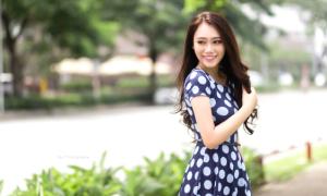 Gương mặt được bình chọn SMS tuần 1 Miss Ngôi Sao