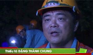 HLV Đặng Thành Chung và công việc ngày thường