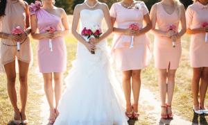 10 ý tưởng thời trang sáng tạo cho phù dâu
