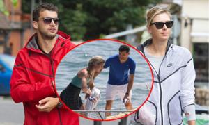 'Bản sao' bị đồn cướp bồ của Sharapova