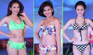 Miss Ngôi Sao gợi cảm trình diễn bikini