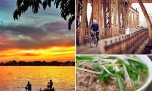 10 thói quen của người Hà Nội khách phương xa nên thử