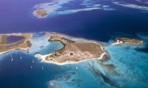 Ba vùng nước đẹp nhưng nguy hiểm nhất thế giới