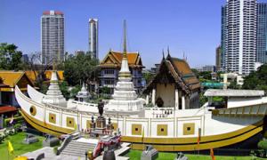 Tour Thái Lan đẳng cấp 5 sao giá 5,67 triệu đồng
