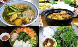 3 khu phố ẩm thực Bắc nổi tiếng ở Sài Gòn