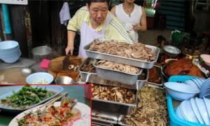 'Ăn cả thế giới' ở Bangkok