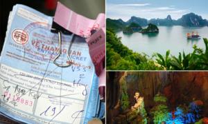 Giá vé và dịch vụ ở các điểm đến nổi tiếng Việt Nam