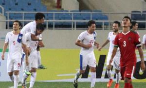 Philippines giành vé bán kết đầu tiên