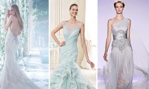 25 váy cưới lấy cảm hứng từ công chúa tuyết