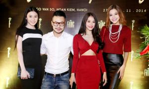 Dàn sao Việt dự khai trương Fame Lounge