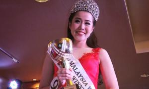 Hoa hậu Malaysia gửi lời xin lỗi fan Việt Nam