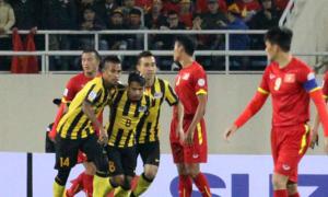 Malaysia vào chung kết sau địa chấn ở Mỹ Đình