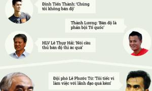 Hành trình tuyển Việt Nam tại AFF Cup: Vinh quang và cay đắng