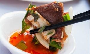 Món ngon tại nhà hàng Tư Trì