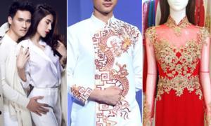 Hé lộ trang phục cưới của Công Vinh và Thủy Tiên