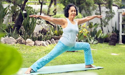 tác dụng của tập yoga với phụ nữ